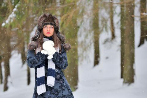 女生冬季怕冷怎么办