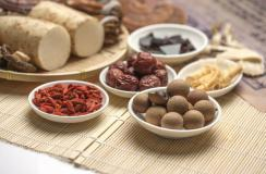 桂圆红枣枸杞茶,暖身心,养气血