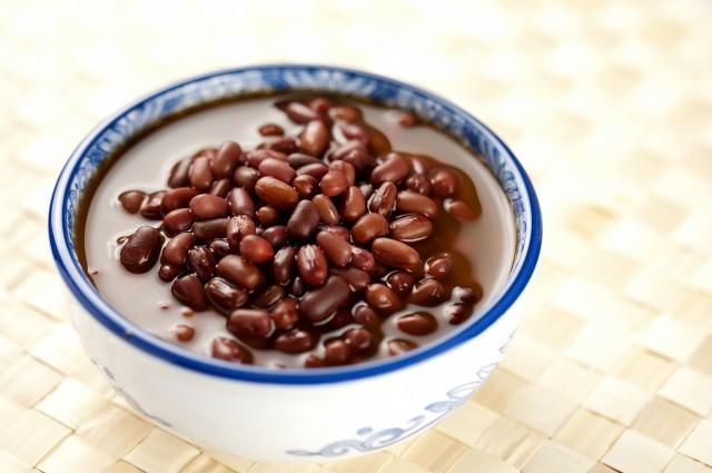 红豆薏米粥减肥得这么喝