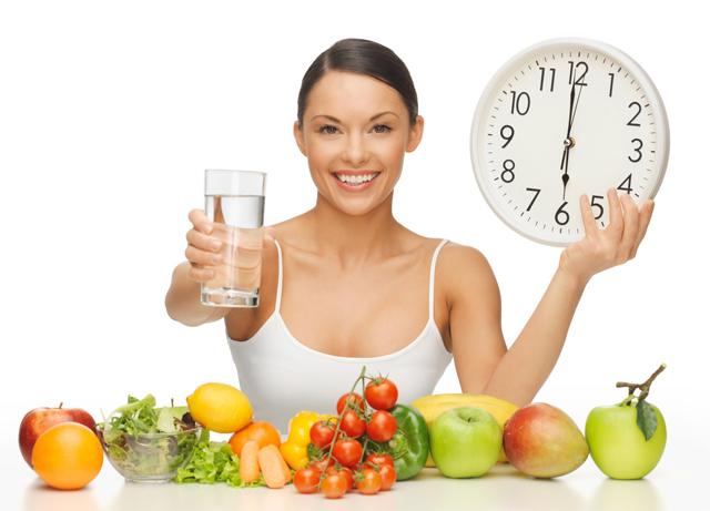 针灸减肥食谱