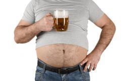 """5个小窍门帮你轻松减掉啤酒肚 为你的形象加分"""""""