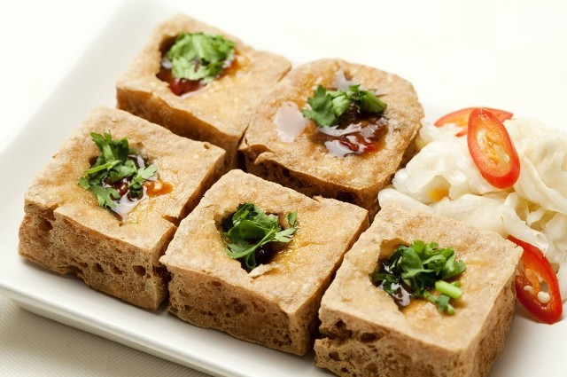 冬季百搭食物冻豆腐 想要好吃又营养得这么做!