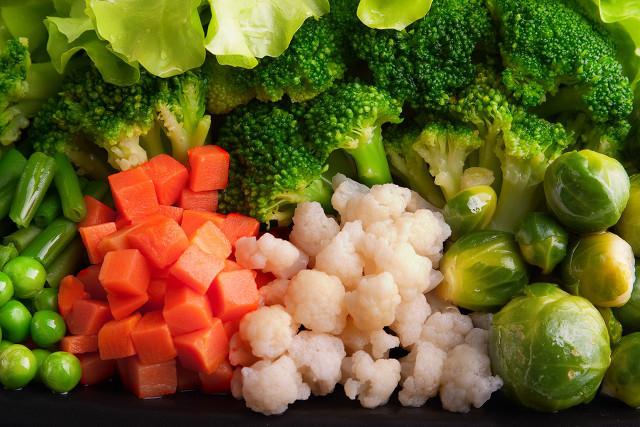 只吃蔬菜会瘦吗?聪明的女人不会这么减肥!