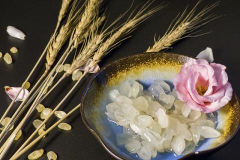 女神养颜护肤神器! 皂角米这种操作才更有营养