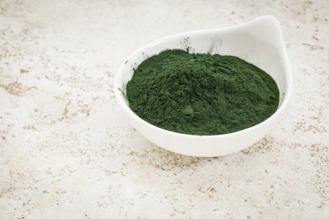 你家孩子长得这么好,原来竟是吃了螺旋藻!