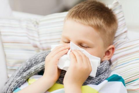 """不幸""""被流感"""" 6个小窍门帮你轻松缓解冬季流感症状"""