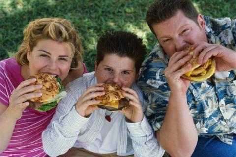 孩子吃的多长的胖 五招教你改变现状