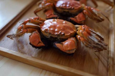 大闸蟹吃多了会中毒吗?
