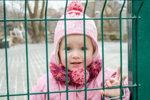 保暖神器羽绒服冬季千万别给宝宝穿 小心婴儿捂热综合征