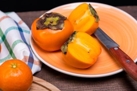羊肉和柿子能一起吃吗