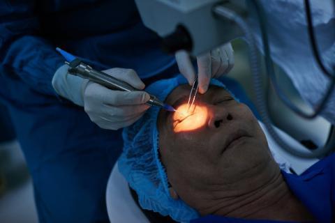 出现这些症状你可以是患上青光眼 老年人青光眼怎么预防