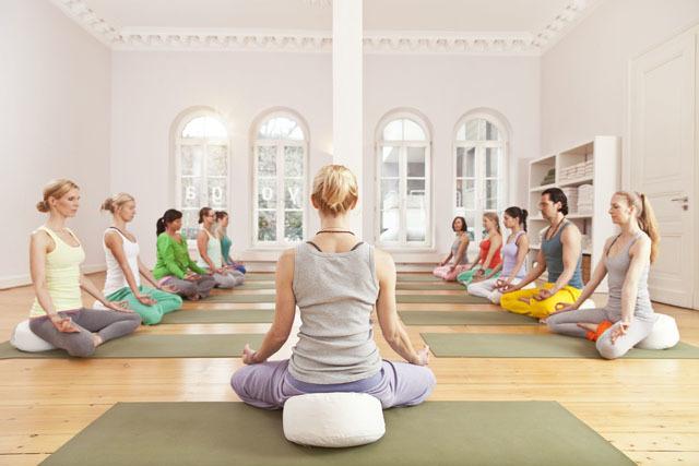 瑜伽减肥的优点