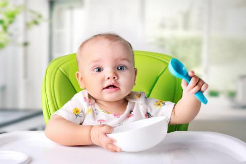 宝宝脸上长白斑怎么回事?都是缺锌惹的祸