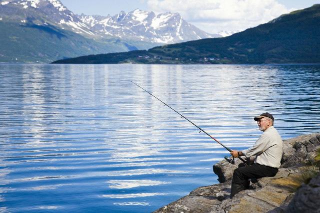 别小看钓鱼运动,慢慢等的过程好处多多