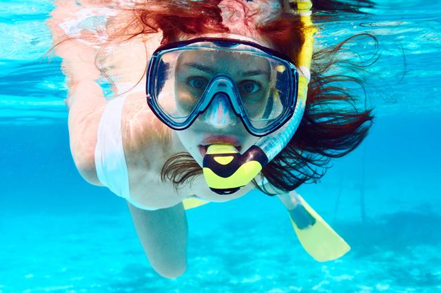 潜水是一项很时髦的运动,但不注意这些方面会很危险
