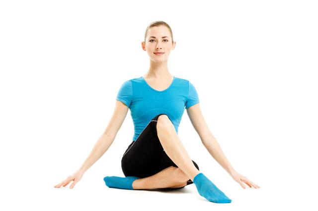 不是所有人都能在生理期练习瑜伽,练习瑜伽要注意