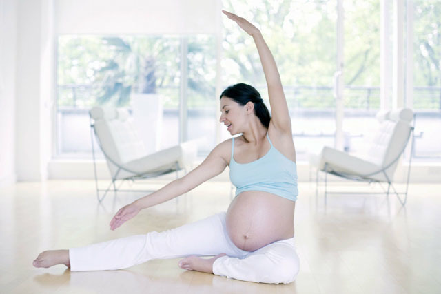 孕妇也要坚持锻炼,瑜伽让准妈妈和胎儿更加健康
