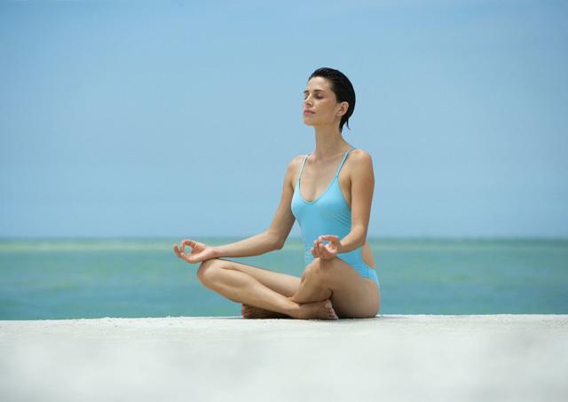 瑜伽有一招瑜伽冥想,让人的大脑更加清晰
