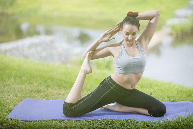 瑜伽配乐不简单,这样得到更好的养生保健效果