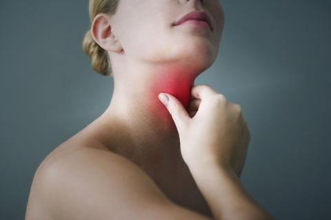 咽喉红肿疼痛不一定是上火 快速缓解喉咙痛的小窍门