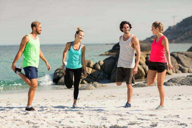 心理健康很重要,运动能帮人保持心理健康
