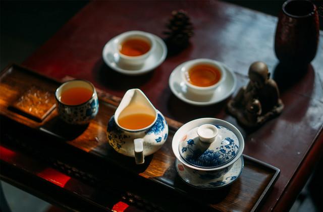 刮油神器――黑茶,喝了果然名不虚传
