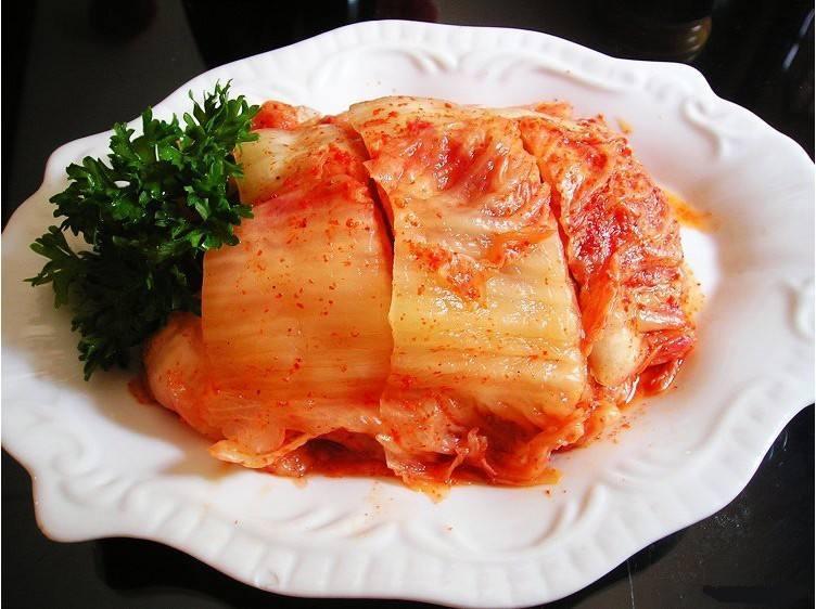 """享誉""""全球""""的韩式辣白菜,我们自己也可以做"""