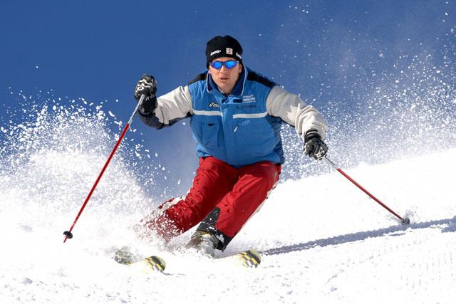 冬季气温下降,这几个运动帮人赶跑寒冷