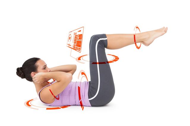 �F代女性的�r尚塑身法,塑形瑜伽教你如何快速塑身