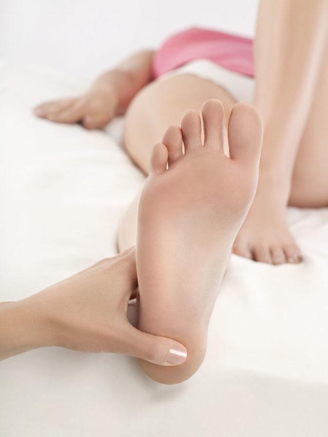 人的足底有一百多穴位,按摩足底有这些作用