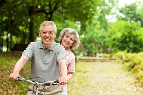 老年人冬季晨练避开这些误区 锻炼养生两不误