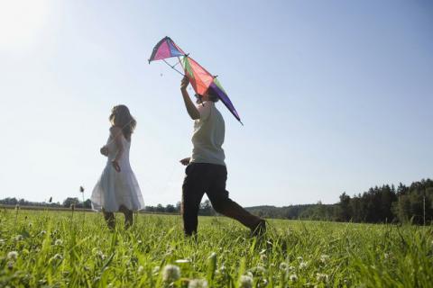 放风筝对身体有什么好处