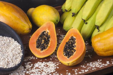 木瓜丰胸是真的吗,木瓜的功效与作用有哪些
