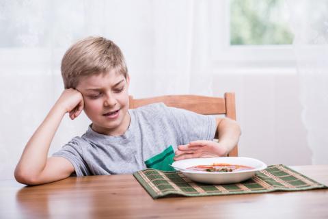 孩子偏食要注意!可能是心理疾病