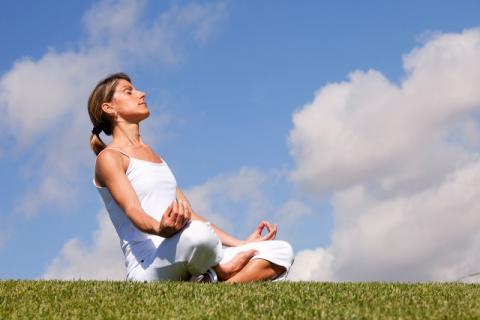 呼吸也能治病,气功里的练气之法
