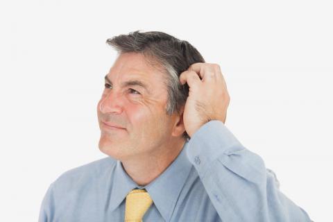 白头发越来越多怎么办,赶紧改掉这些坏习惯