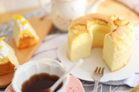 美味戚风蛋糕的家常做法