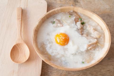 营养又滋补的早餐粥的做法