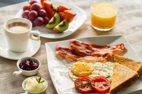 好吃又美味的早餐的做法