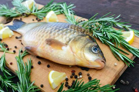 最适合孕期进食的滋补食材――鲫鱼