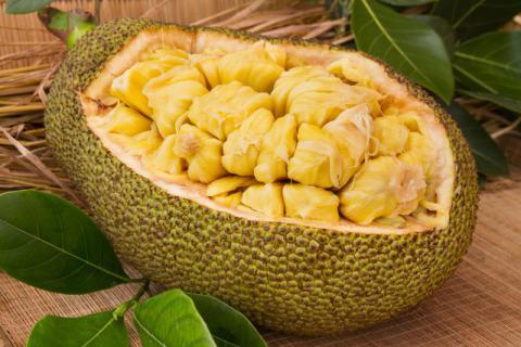 可以让女性朋友塑形瘦身的美味水果――菠萝蜜