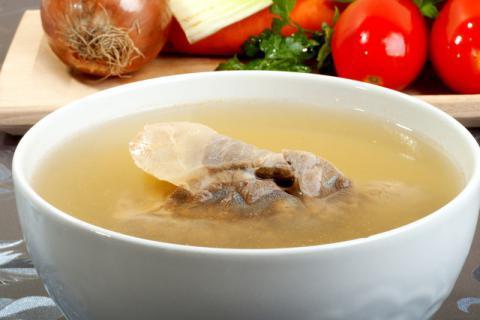滋补汤中的佼佼者,不过一碗牛肉汤而已