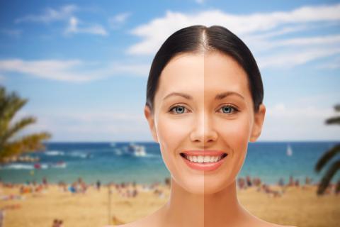 夏季防晒应该注意些什么,别让骄阳晒毁你的肌肤