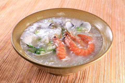 取江海美味,烩一锅海鲜粥