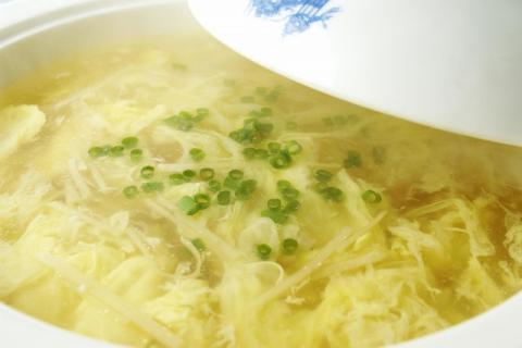教你做一份家常的米酒蛋花汤