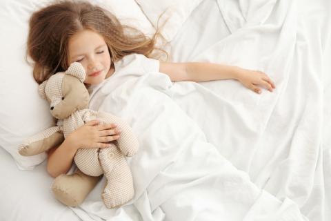 和孩子分床睡的最佳时间,你选对了吗