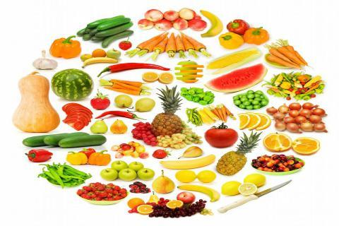 餐桌上常见食物的营养健康评估排名