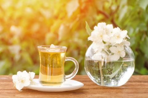 夏季自制减肥茶,女性减肥喝茶就可以解决