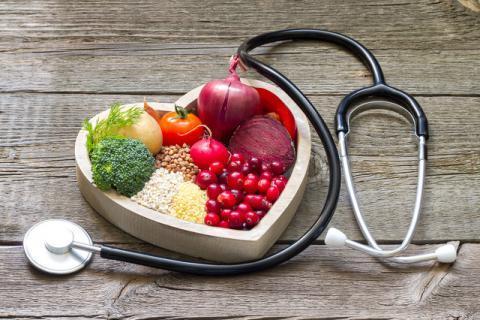 管理好自己的饮食,就可以管理好自己的血压
