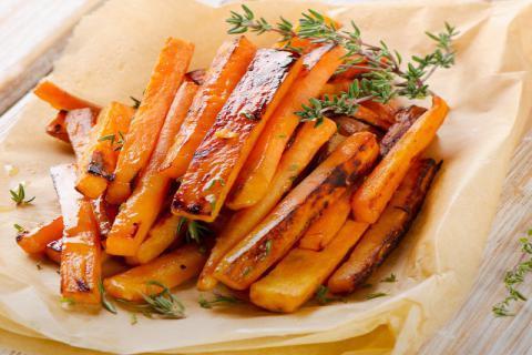 红薯虽然很美味,但不适宜和这些食物一起食用